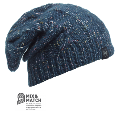 Buff Knitted Hat | Gymmer Denim