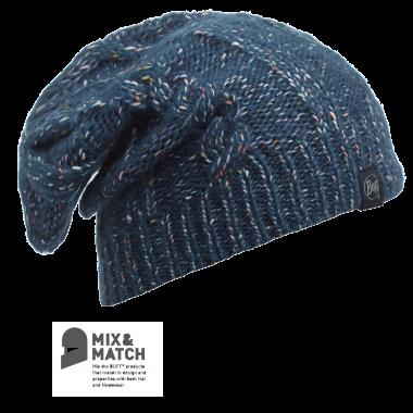 Buff Knitted Hat | Gymmer Denim