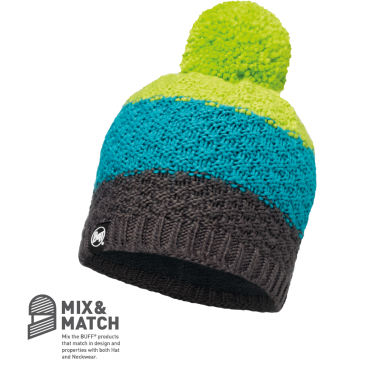 Buff Knit Hat   Tizzy