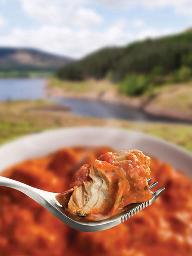 Wayfayrer Food Chicken Tikka Amp Rice Camp Kitchen