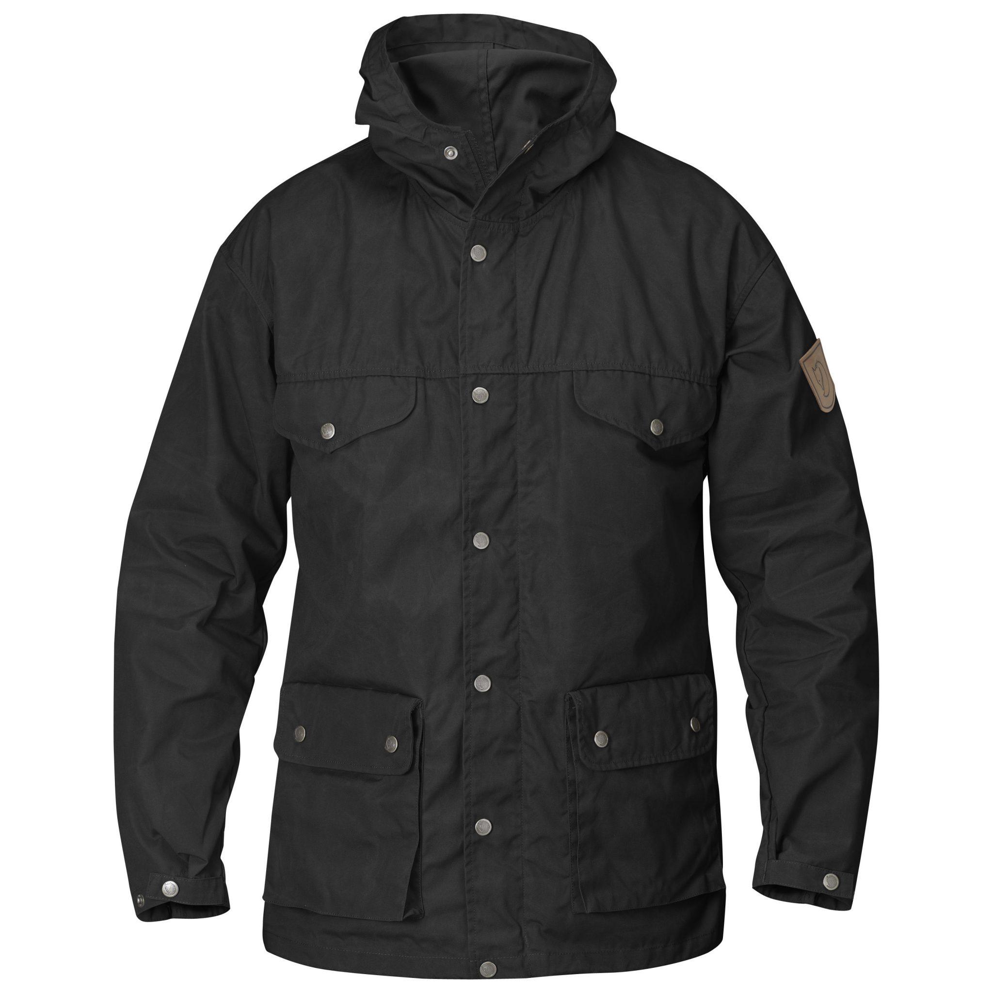 Fjällräven Greenland Jacket | Black