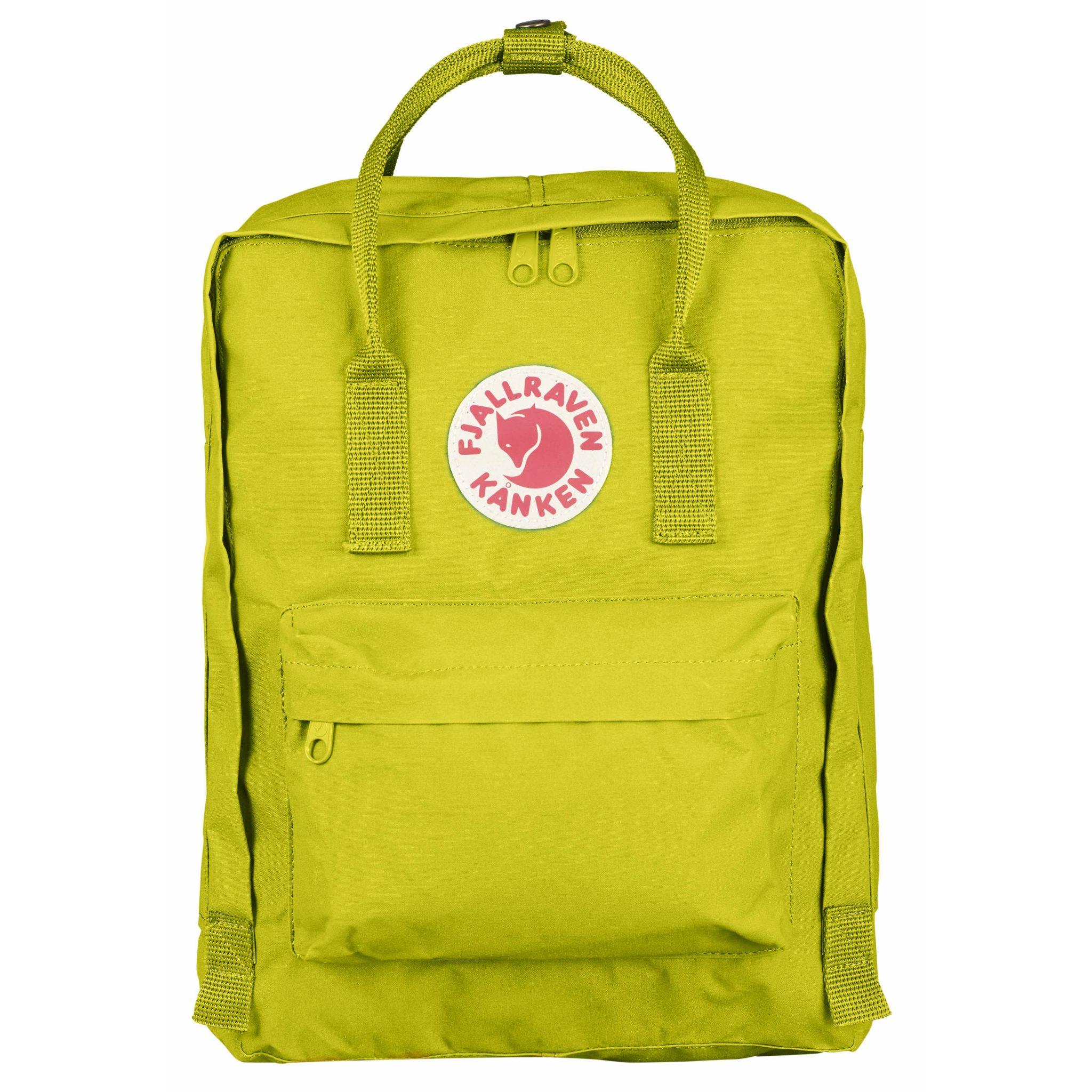 Fjällräven Kanken Backpack | Birch Green