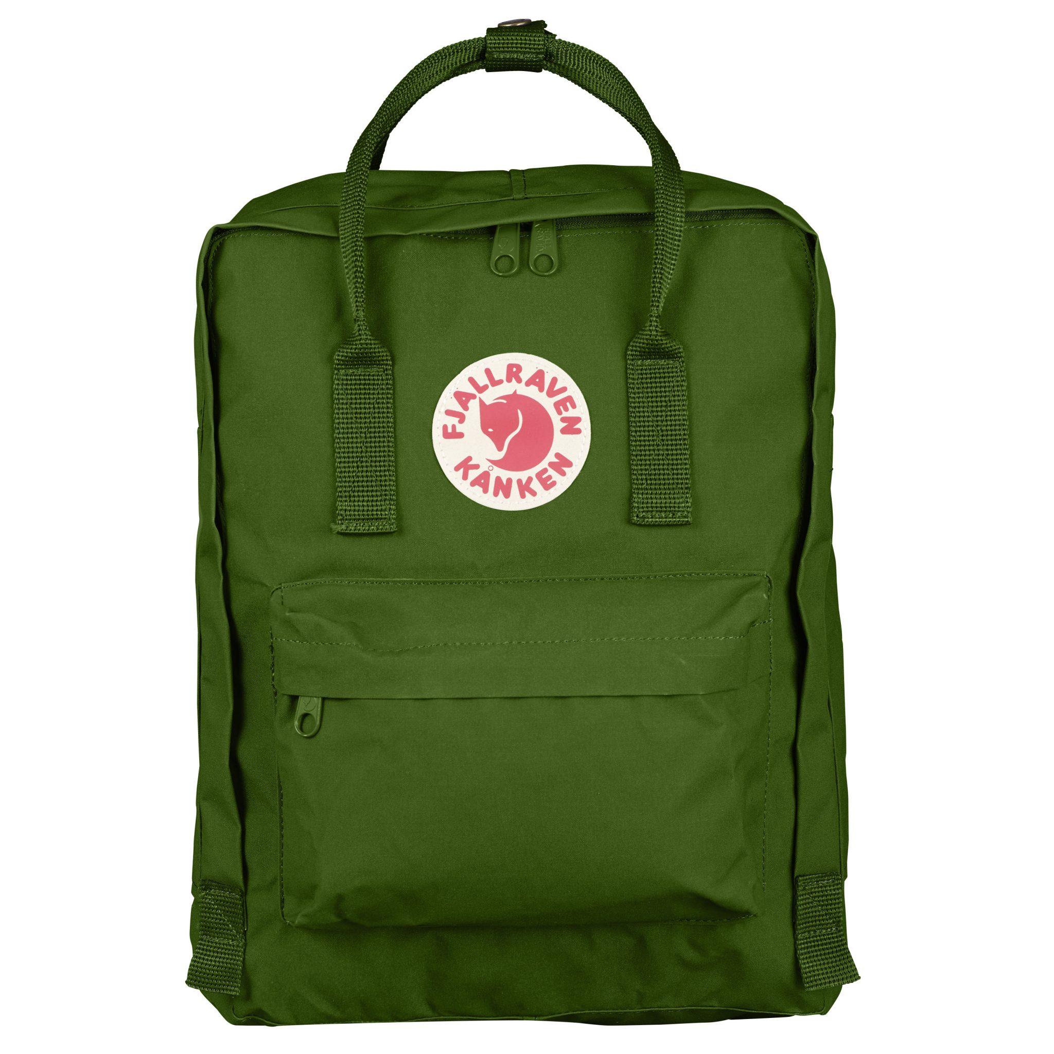 Fjällräven Kånken Backpack | Leaf Green
