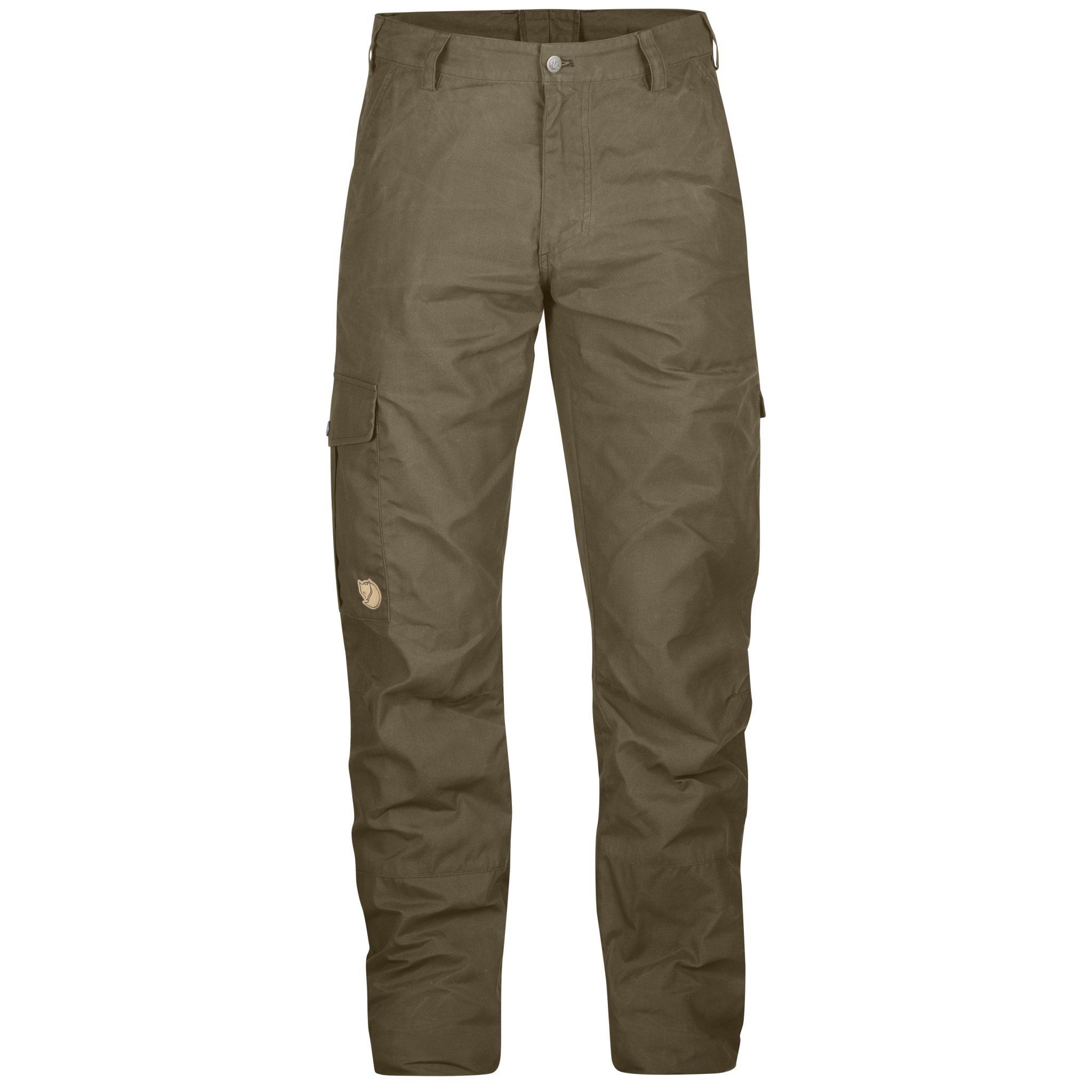 Fjällräven Övik Trousers | Taupe