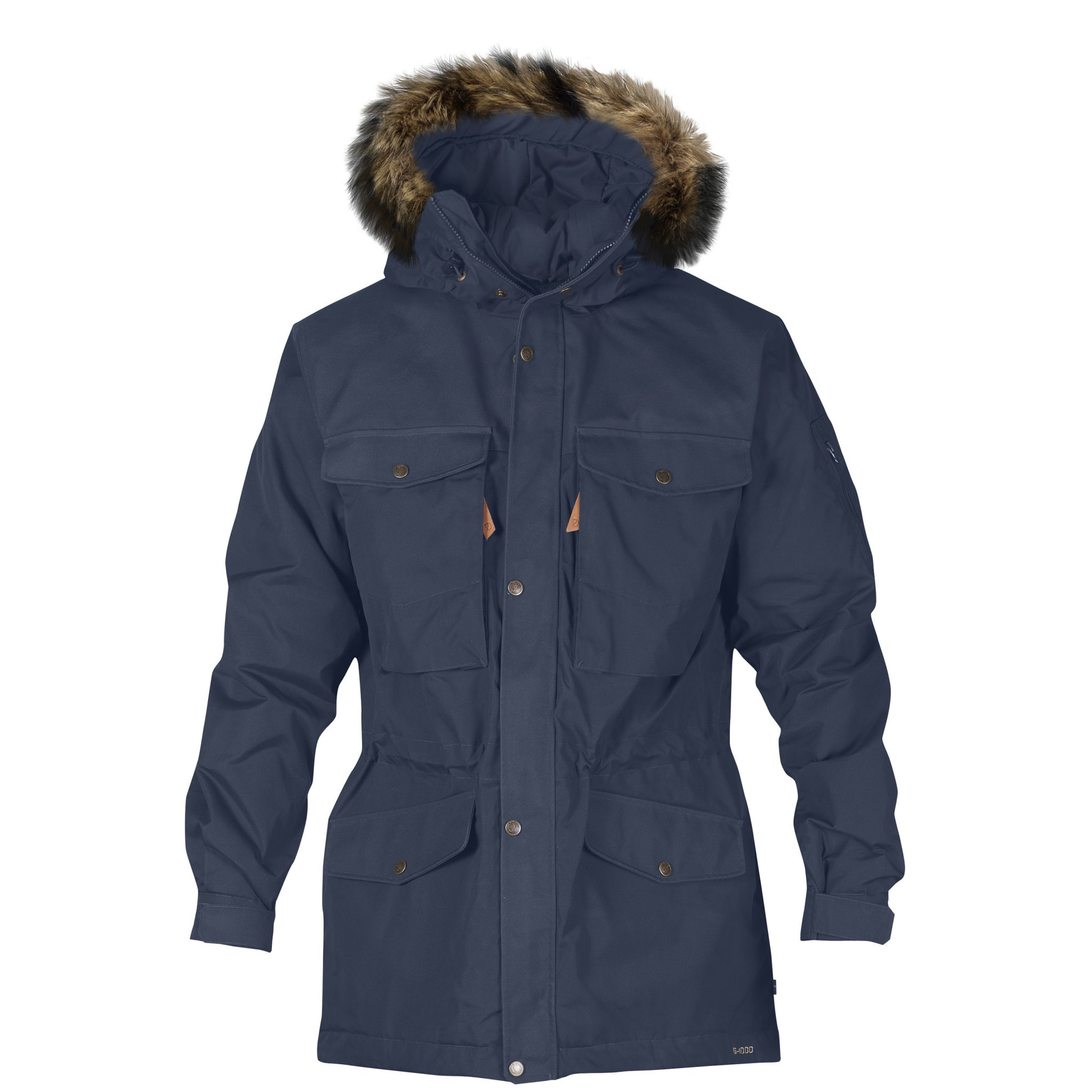 Fjällräven Singi Winter Jacket | Dark Navy