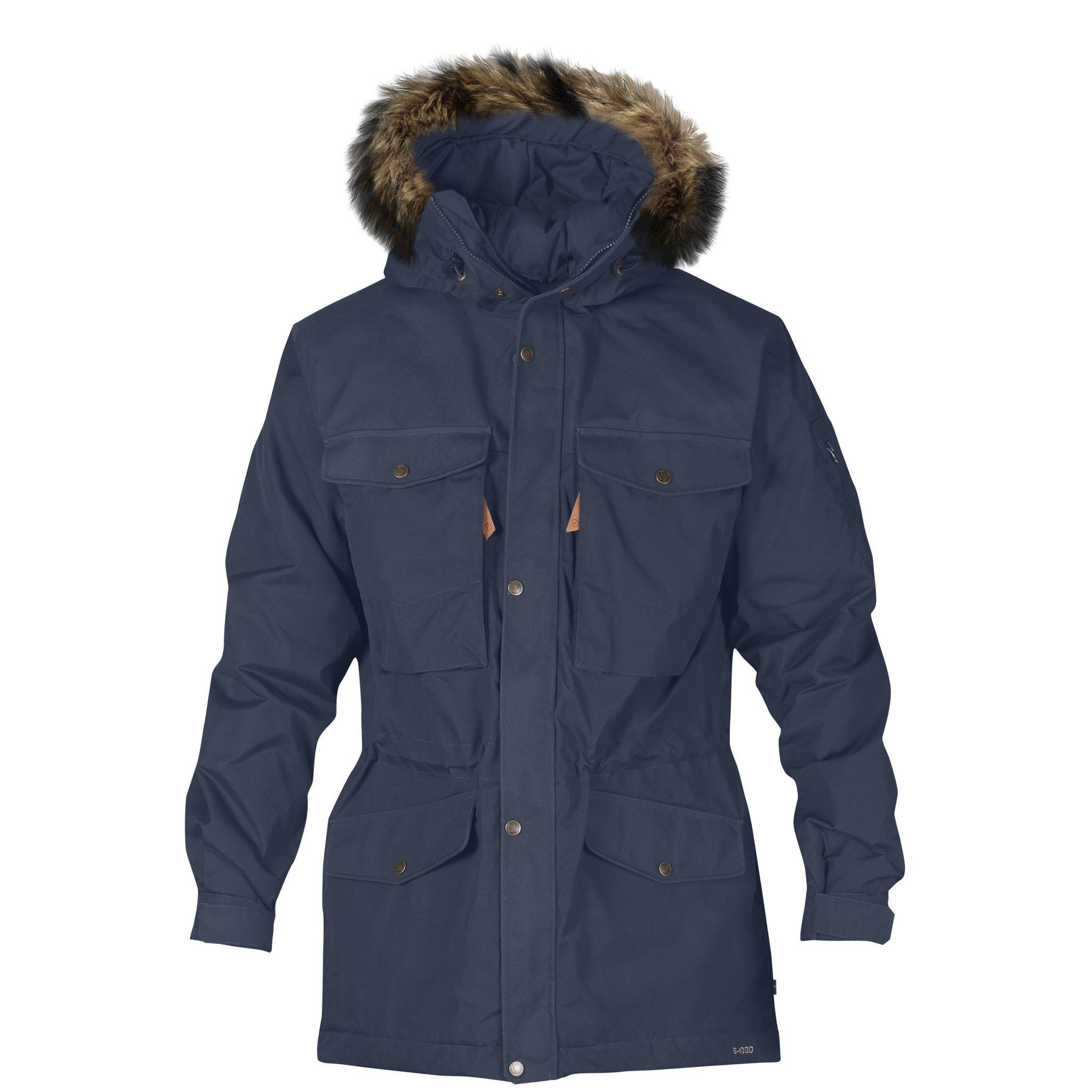 Fjällräven Singi Winter Jacket | Dark Navy