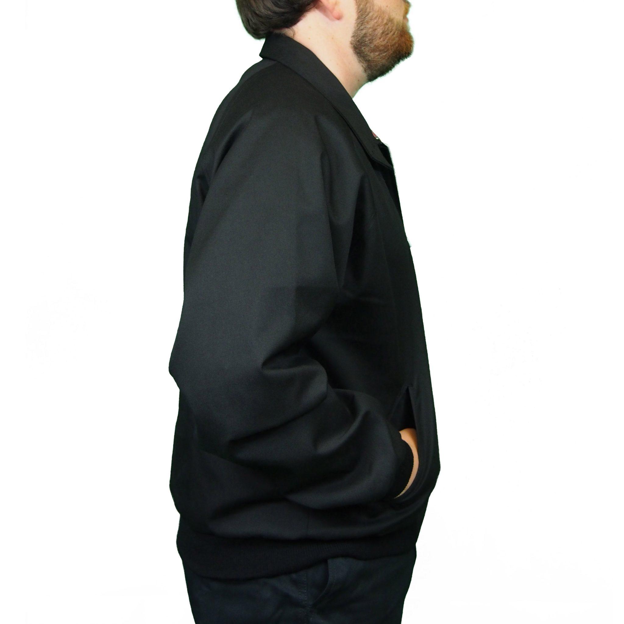Harrington Jacket - Black