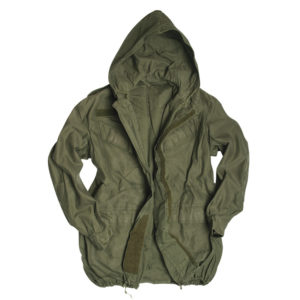 Surplus M64 Belgium Field Jacket | Olive
