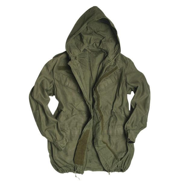 Surplus M64 Belgium Field Jacket   Olive
