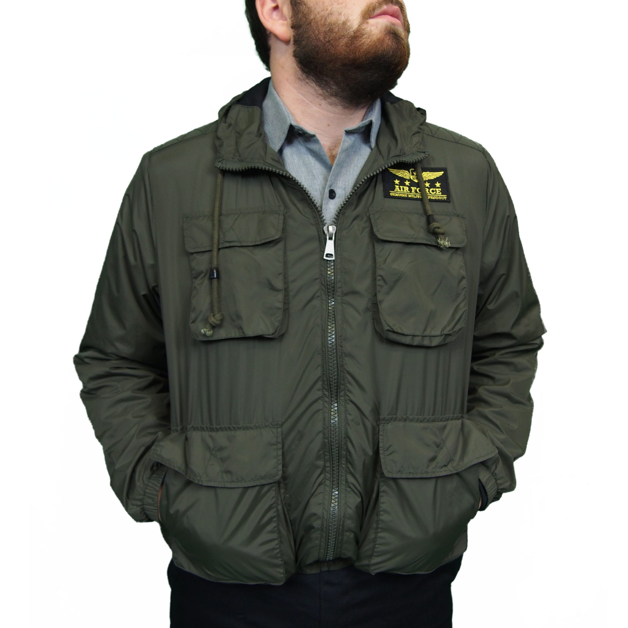 Mil-Tec Air Force Jacket | Olive