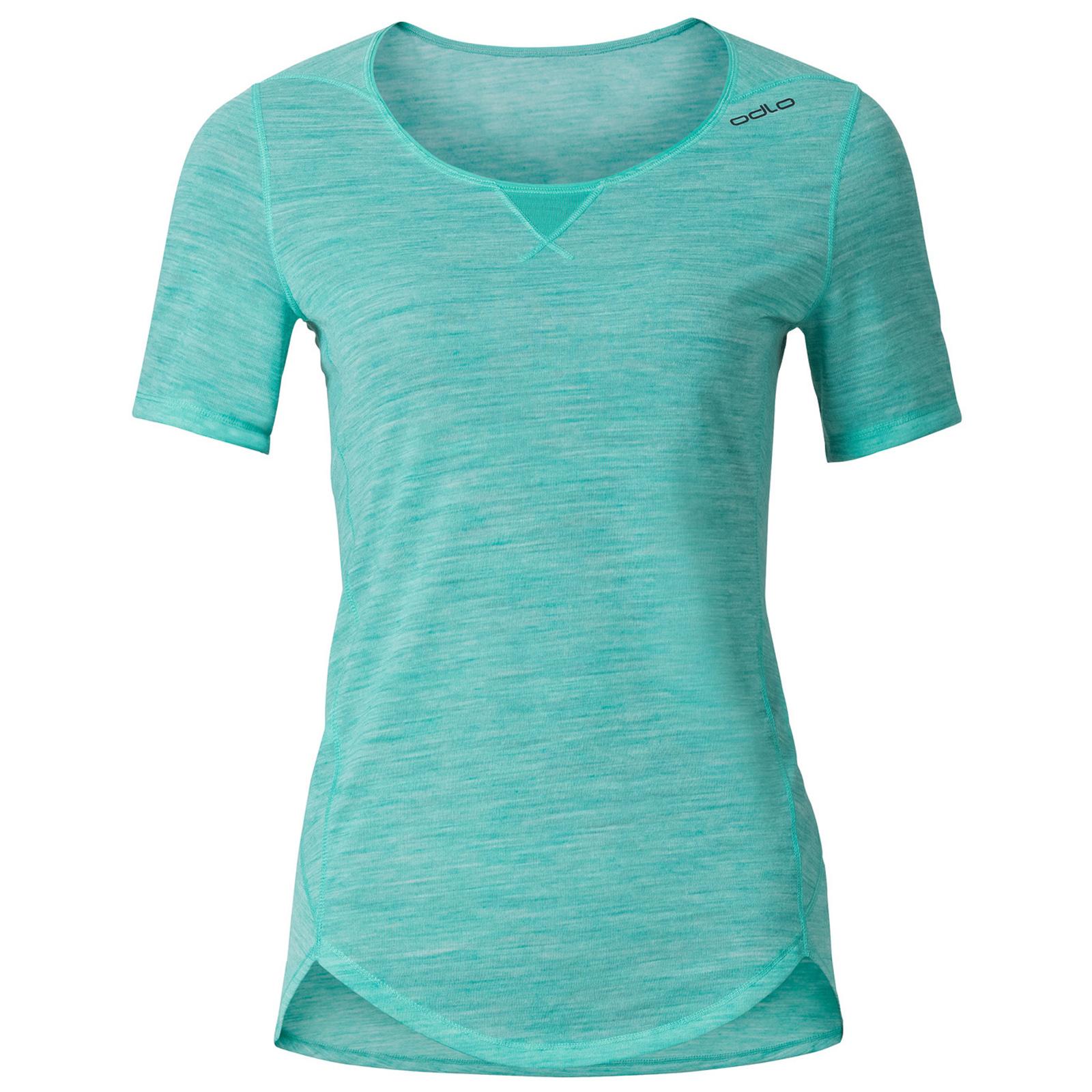 Odlo Revolution Lite S/S Shirt | Cockatoo Melange