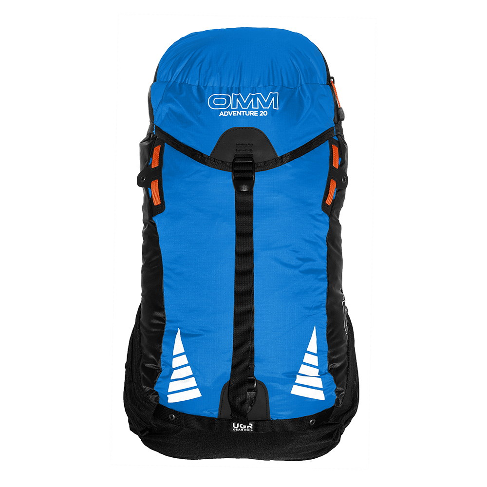 OMM Adventure 20 | Blue/Black