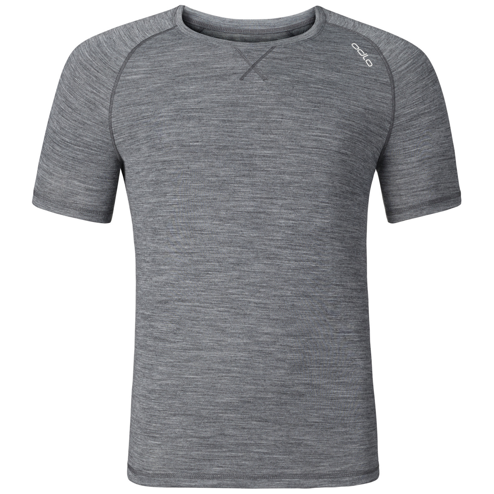Odlo Revolution Lite S/S Shirt | Grey Melange