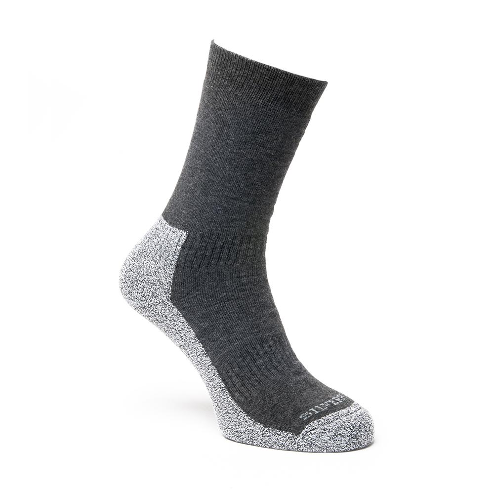 Silverpoint Comfort Hiker | Charcoal/Grey Melange