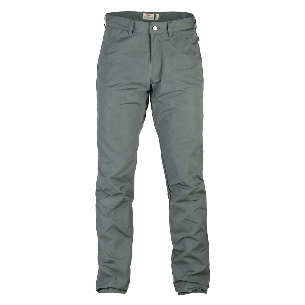 Fjällräven High Coast Fall Trousers | Ash Grey