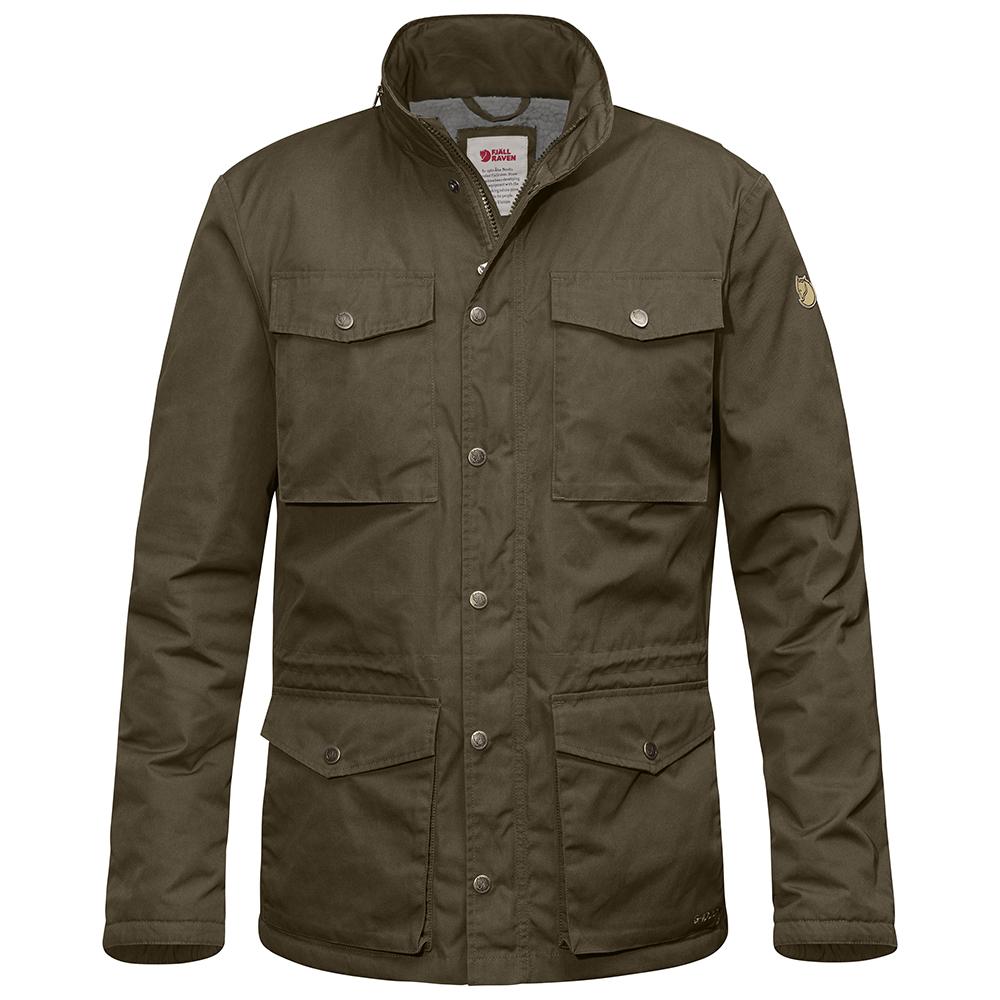 Fjällräven Räven Winter Jacket | Khaki