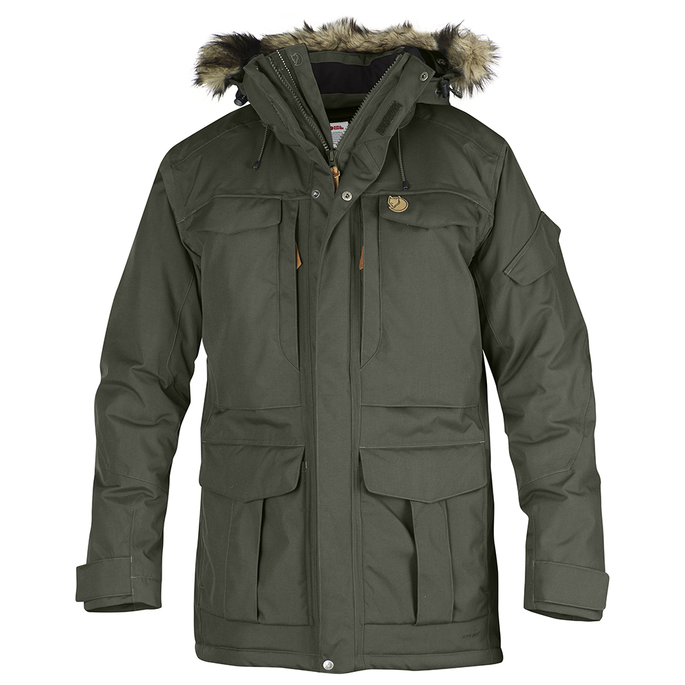 Fjällräven Yupik Parka | Mountain Grey