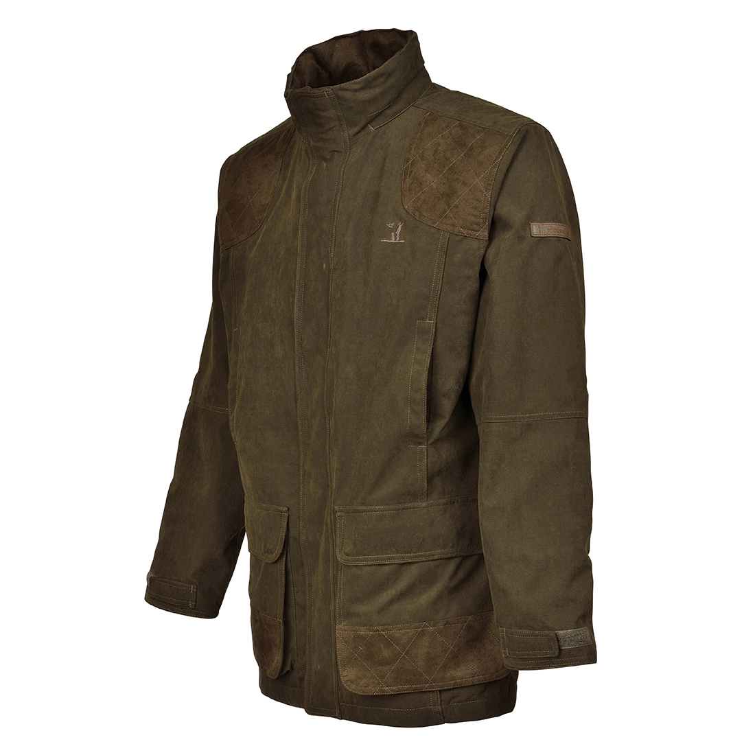 Percussion Marly Jacket | Khaki