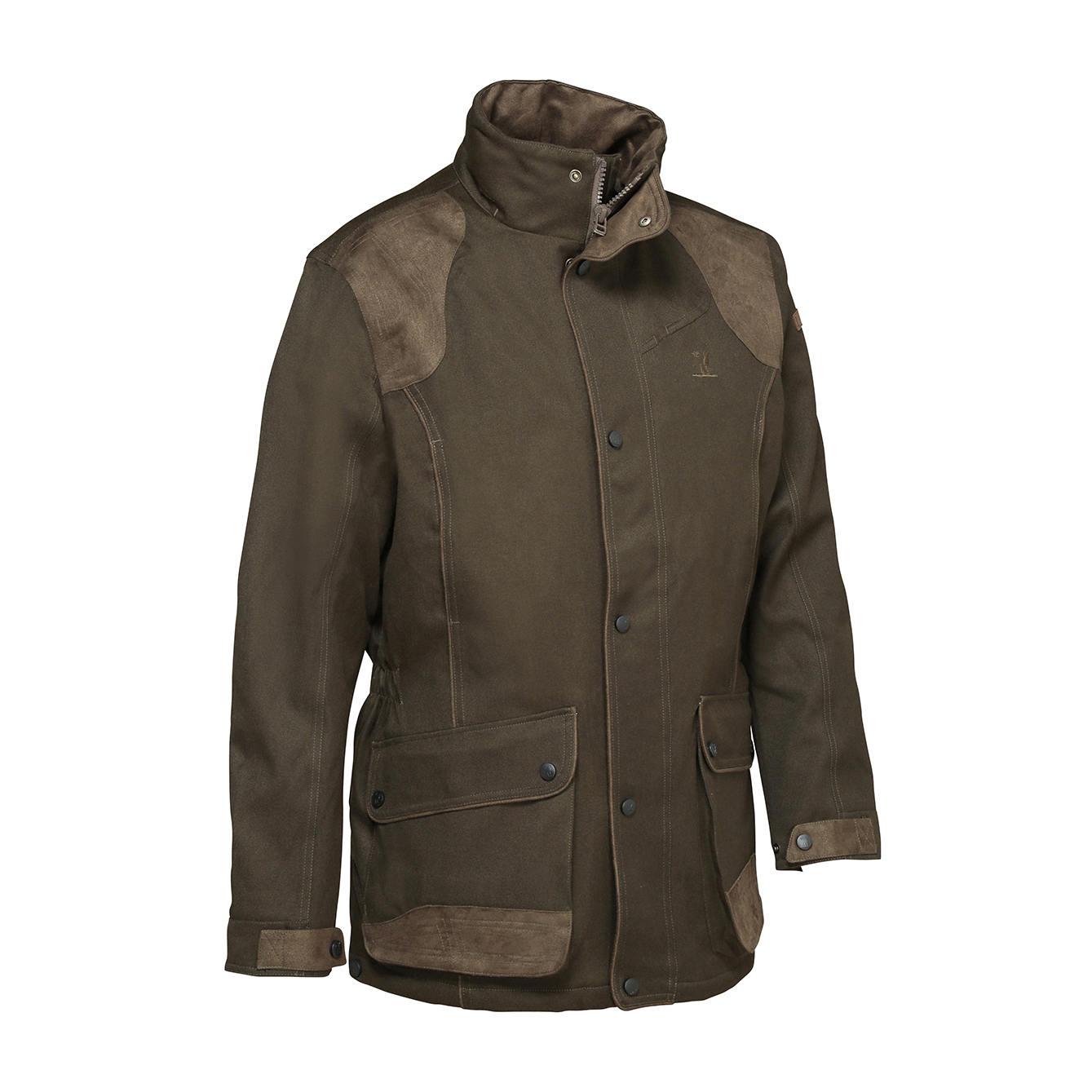 Percussion Sologne Hunting Jacket | Khaki