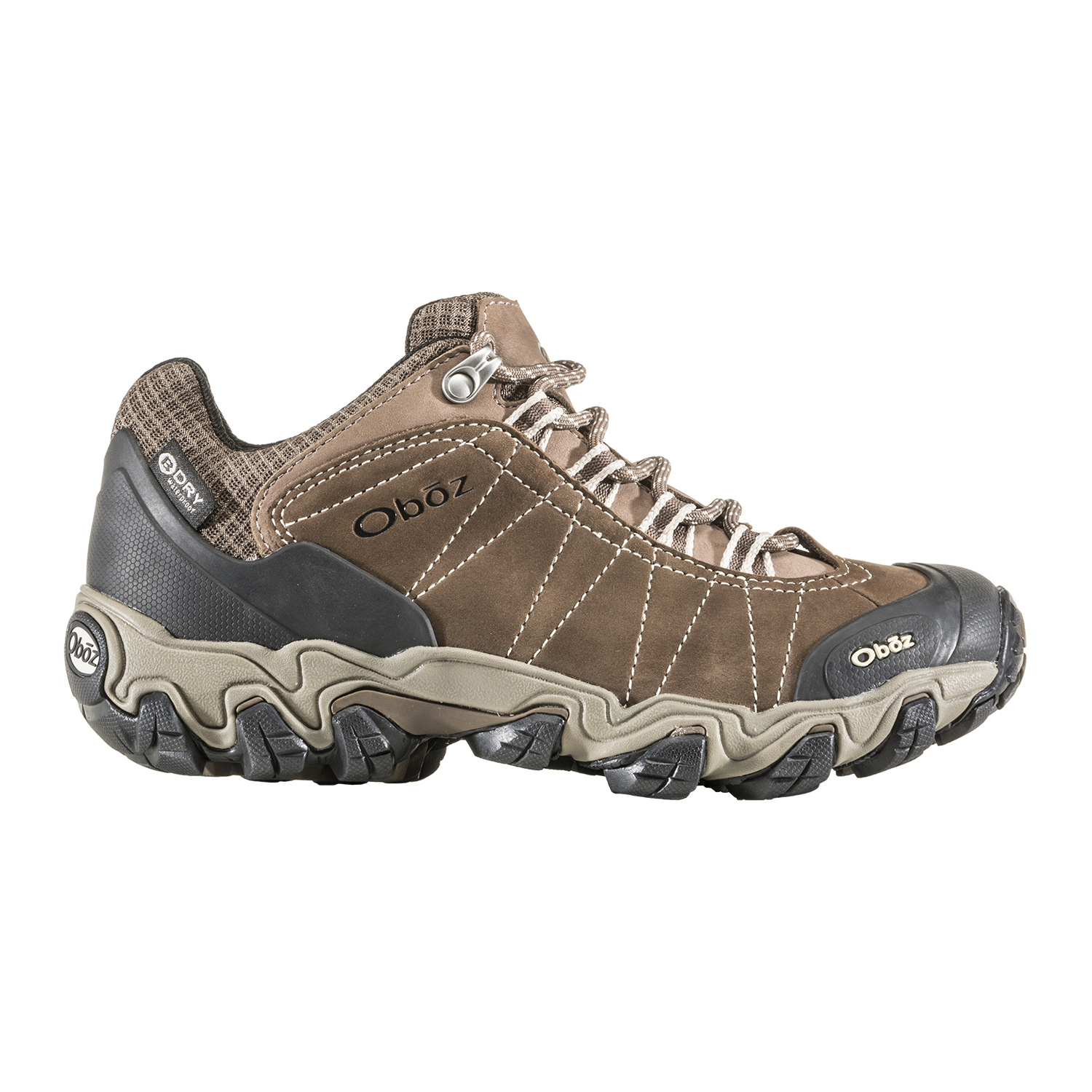 Oboz Women's Bridger Low B-DRY | Walnut