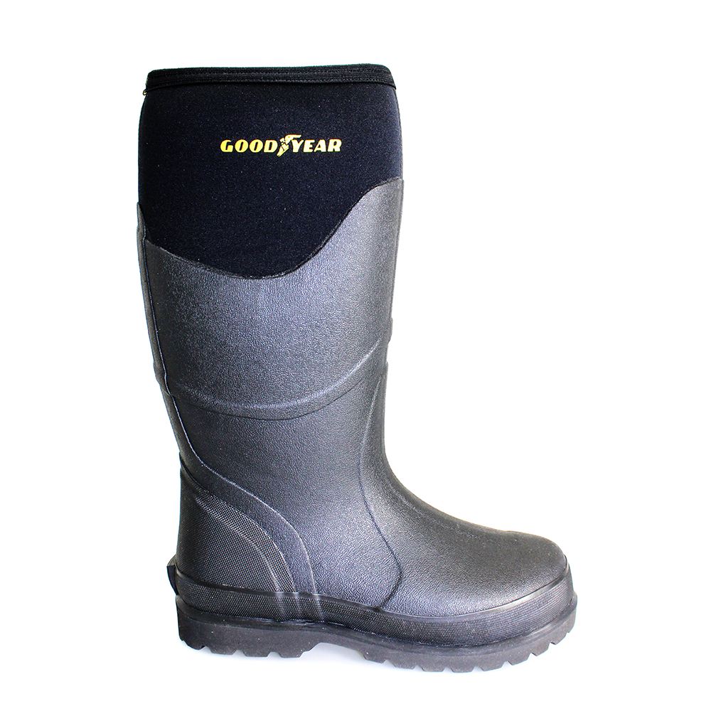 Goodyear Pathfinder Wellingtons | Black