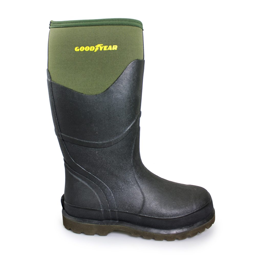 Goodyear Pathfinder Wellingtons | Green