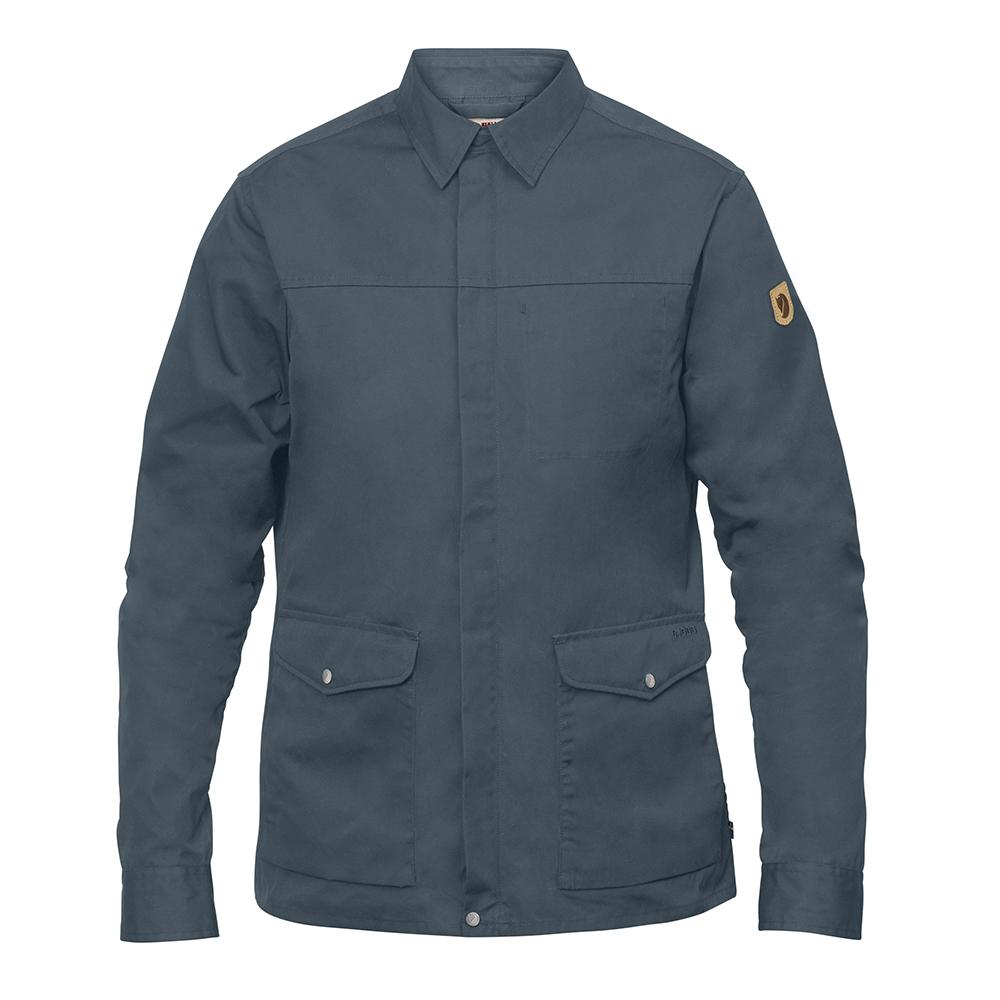 Fjällräven Greenland Zip Shirt Jacket | Dusk