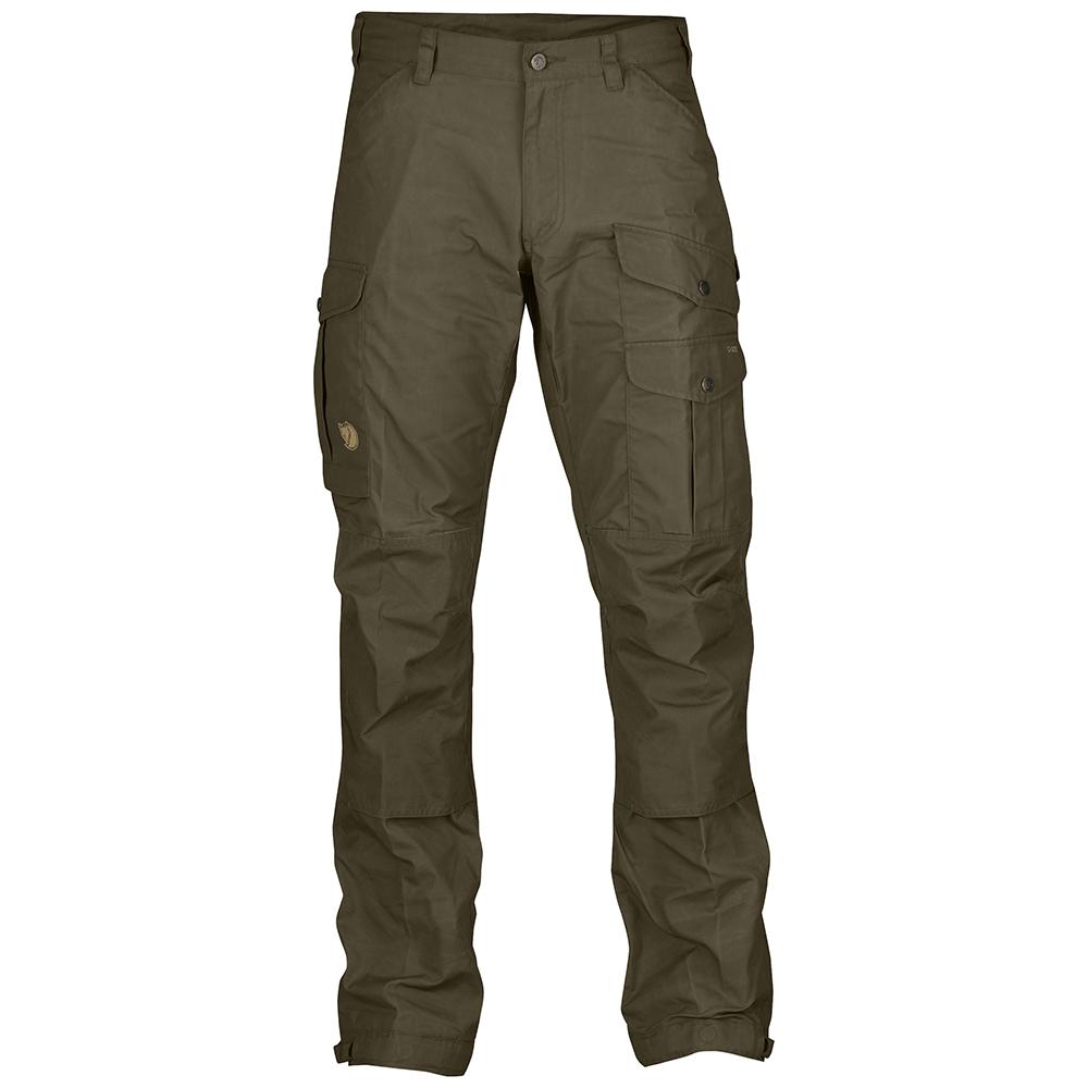 Fjällräven Vidda Pro Trousers | Dark Olive/Dark Olive