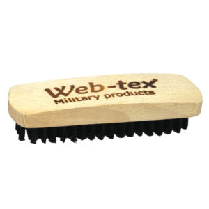 Web-Tex Boot Brush Small