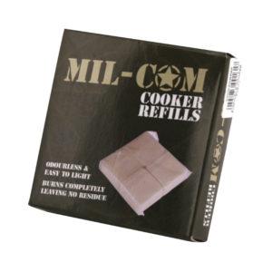Mil-Com Cooker Fuel Refill