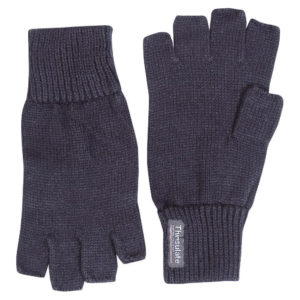 Jack Pyke Fingerless Mitts | Black