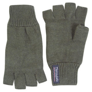Jack Pyke Fingerless Mitts | Olive