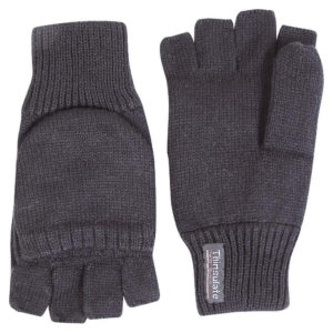 Jack Pyke Shooters Mitts | Black