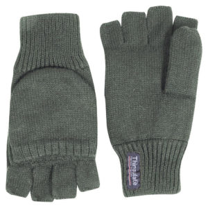 Jack Pyke Shooters Mitts | Olive