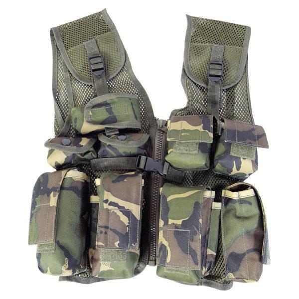 Mil-Com Kids Assault Vest