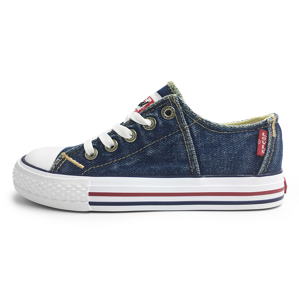 Levi's Red Tab Low Laced - Blue Denim