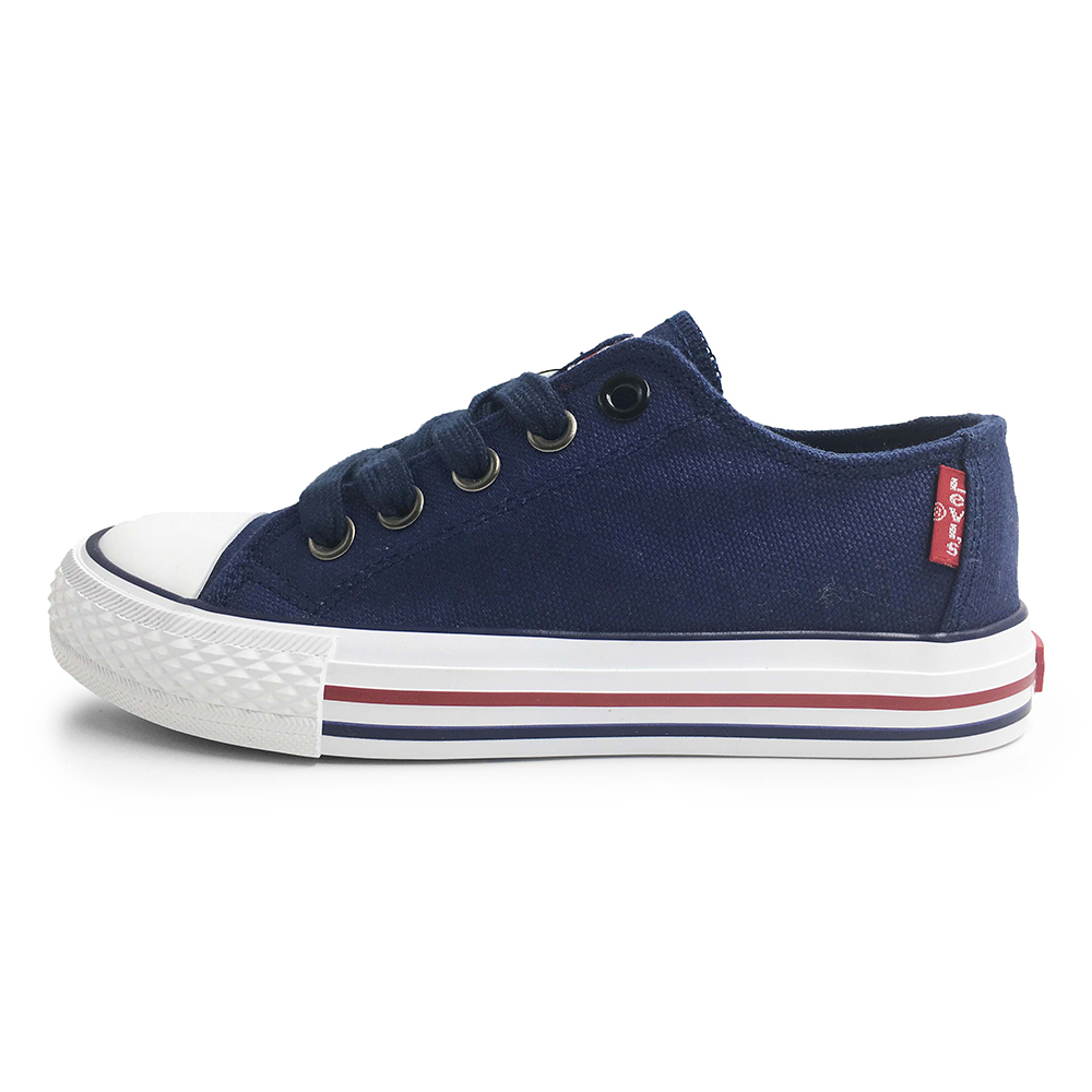 Levi's Trucker Low Laced | Navy