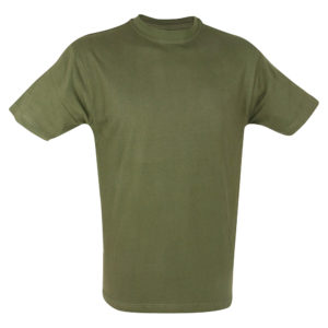 Web-Tex T-Shirt | Olive