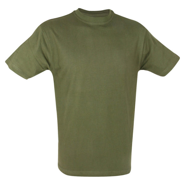 Web-Tex T-Shirt   Olive