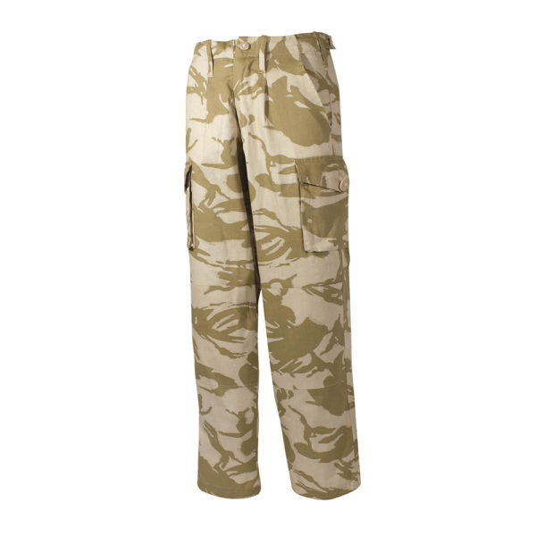 Mil-Com Desert Camo Trousers