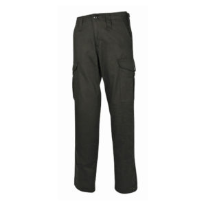 Mil-Com Heavyweight Combat Trousers | Black