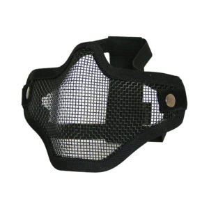 Viper Crossteel Face Mask | Black