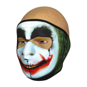 Viper Neoprene Full Face Mask | Joker