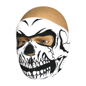 Viper Neoprene Full Face Mask | Skull