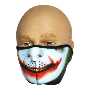 Viper Neoprene Half Face Mask | Joker