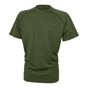 Viper Mesh-Tech T-Shirt | Olive