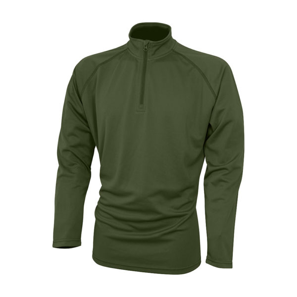 Viper Mesh-Tech Armour Top | Olive