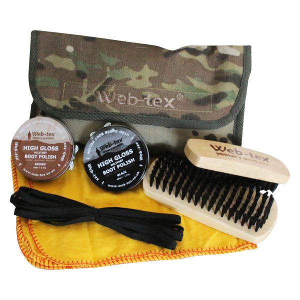 Web-Tex Boot Care Kit