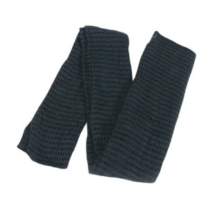 Web-Tex Scrim Net Scarf | Black