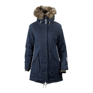 Didrikson Angelina Jacket | Navy